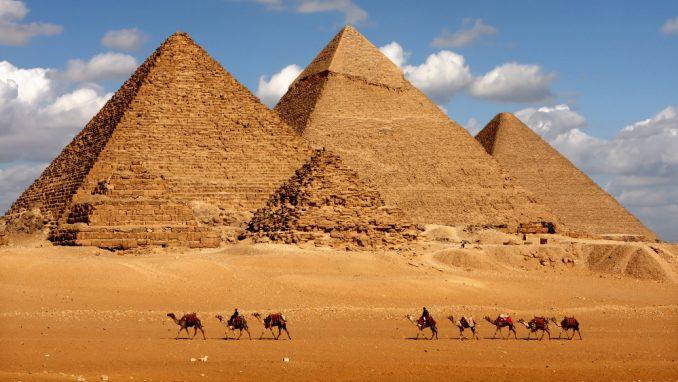 Egipat: Dolinski hram kralja Kefrena 1
