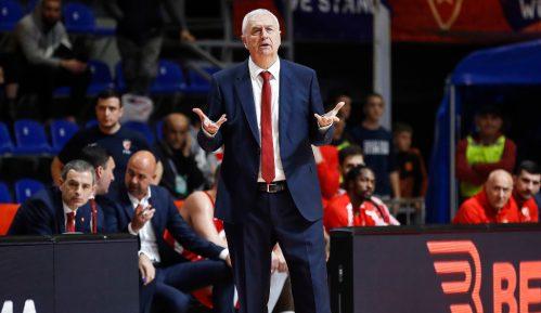 Crvena zvezda radi u zatvorenom, trener Šakota strahuje za zdravlje igrača 12