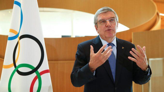 Konačna odluka o Olimpijskim igrama do kraja godine 1