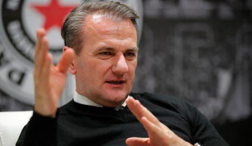Partizan između LŠ i Evrokupa 9