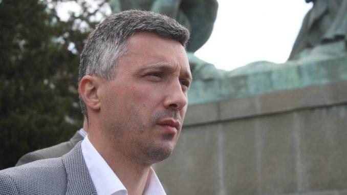 Obradović: Mirni protesti su pravi protesti 2