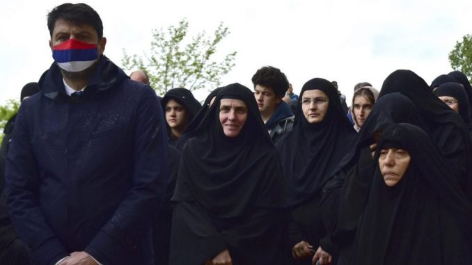 Nacionalno koordinaciono telo traži reakciju tužilaštva zbog litije u Nikšiću 2