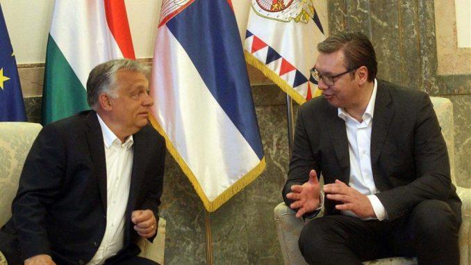 Vučić: Mađarska uvek ima lepu reč za Srbiju 4