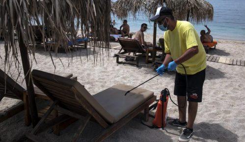 Grčki turistički radnici očekuju pad posete od 70 odsto 14