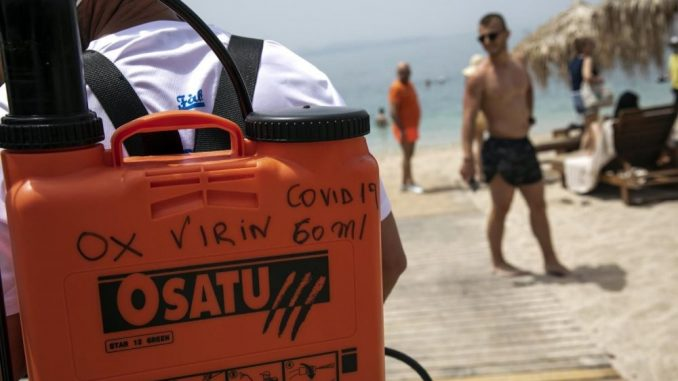 Grčka u aprilu ostala bez 99 odsto prihoda od turizma 4