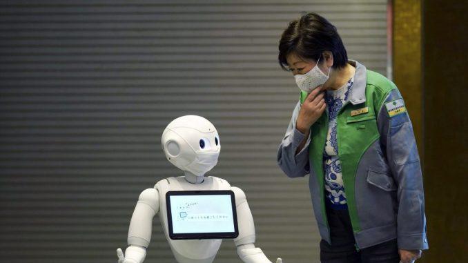 Japanci koriste robote u hotelima u kojima su zaraženi korona virusom 1