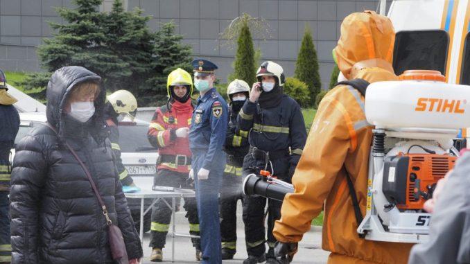 Ruske vlasti naložile proveru respiratora posle požara u bolnici 2