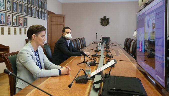 Brnabić: Srbija će na poziv EU izdvojiti dva miliona evra za pomoć u borbi protiv pandemije 4