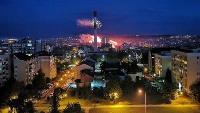 Bakljada i vatromet u Šapcu: Organizovana opstrukcija policije i tužilaštva 3