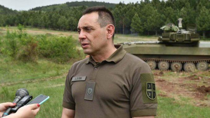 Vulin: Vojska postavlja privremene kovid bolnice gde god je to potrebno 1