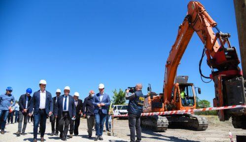Radovi na postrojenju za prečišćavanje otpadnih voda u Bačkoj Topoli do aprila 2021. 7