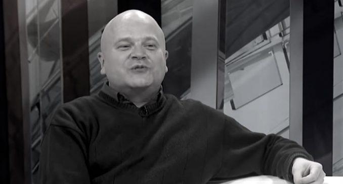U saobraćajnoj nesreći poginuo novinar Vremena Radoslav Ćebić 1