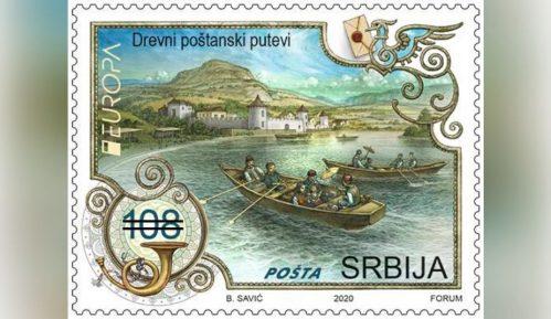 Preteče današnjih poštara na markama Pošte Srbije od 5. maja 11