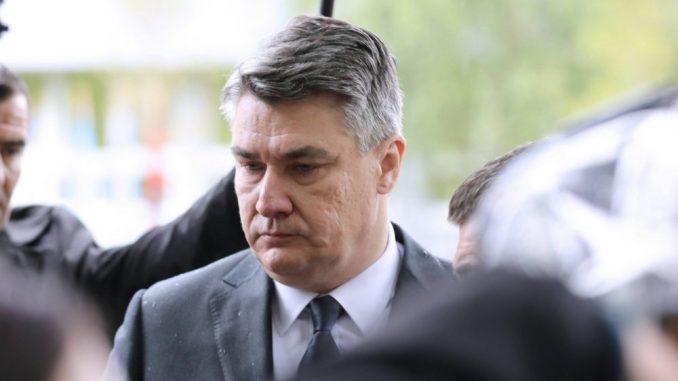 SAD: Najava Milanovića incident i provokacija 4