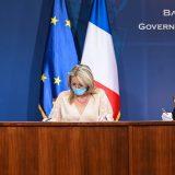 Srbija i Francuska potpisale sporazum o donaciji 8,3 miliona evra za beogradski metro 12