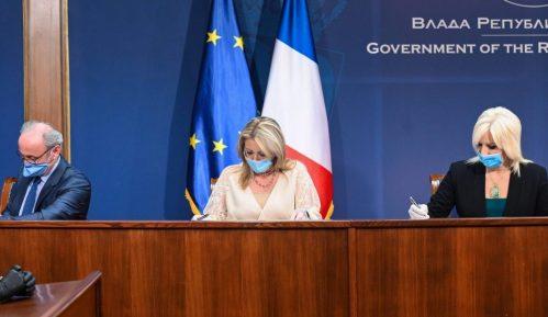 Srbija i Francuska potpisale sporazum o donaciji 8,3 miliona evra za beogradski metro 9