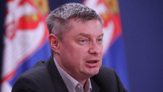 """Stevanović: Iz kovid sistema izlaze KBC Zvezdara, """"Dr Dragiša Mišović"""" i Opšta bolnica u Mladenovcu 3"""