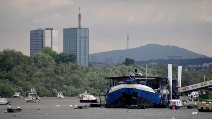 Povećan rečni transport robe u Srbiji 4