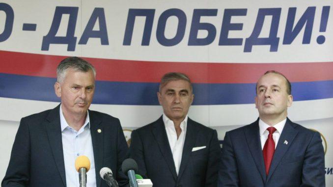 Ko je sve na listi Milana Stamatovića i Dragana Jovanovića za poslanike? 5