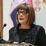 """""""Ministarki će biti potrebno mnogo napora da kultura bude u fokusu vlade"""" 10"""