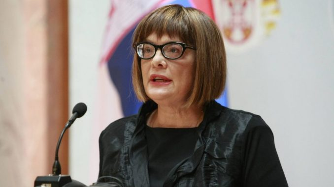"""""""Ministarki će biti potrebno mnogo napora da kultura bude u fokusu vlade"""" 3"""