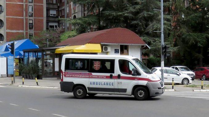 Hitna pomoć: U toku noći dve saobraćajne nezgode u Beogradu 4