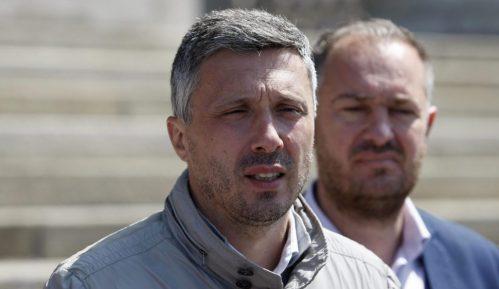 Obradović: SZS neće prizanti rezultate, cilj je postizanje vanrednih parlamentarnih izbora 6