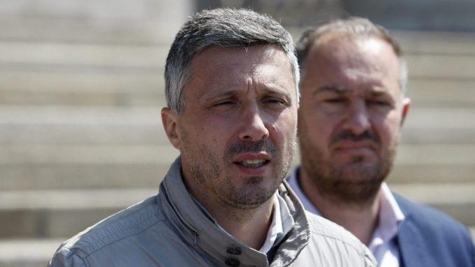 Dveri: Nastavljeno suđenje Obradoviću za protest ispred Predsedništva 4