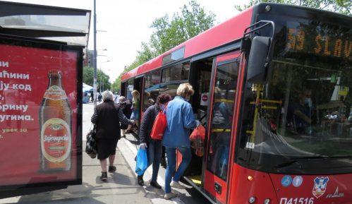 Sekretarijat za javni prevoz prilagođava prevozne kapacitete potrebama građana 2