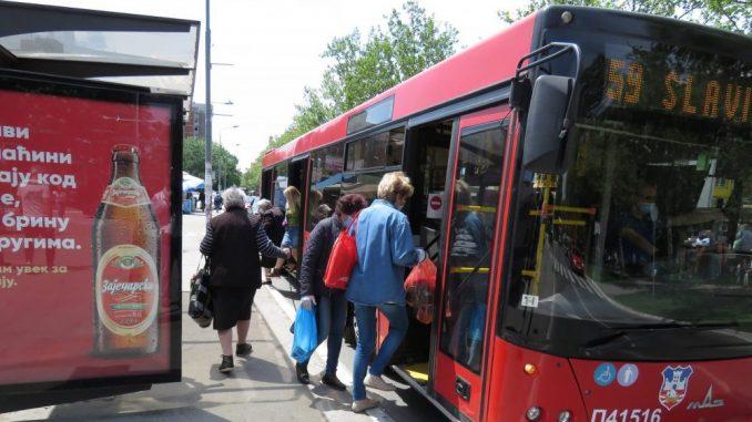 Sekretarijat za javni prevoz prilagođava prevozne kapacitete potrebama građana 3