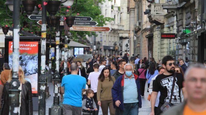 U 2020. u Srbiji 13,9 odsto više umrlih i 2,8 odsto manje rođenih 3