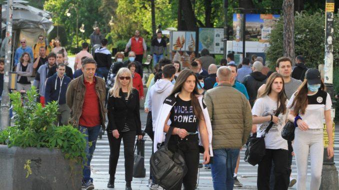 TOS: Srbiju za pet meseci ove godine posetilo 52,8 odsto manje turista 2