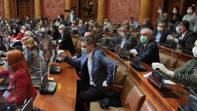 Transparentnost Srbija: Nelogičnosti u izveštajima o finasiranju kampanje za narodne poslanike 1