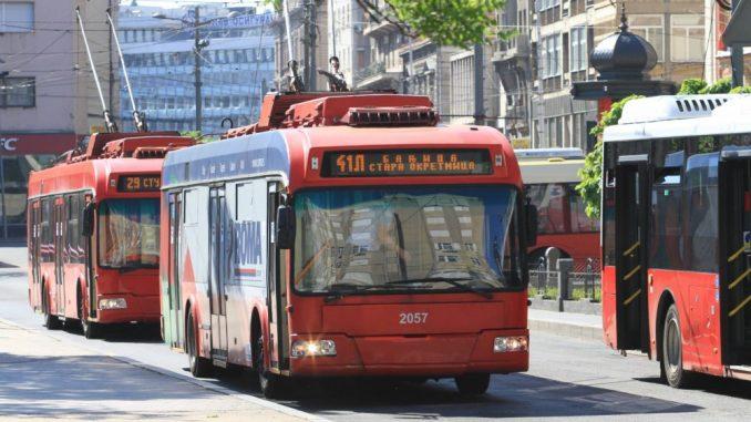 Udruženje: Beograđani uspeli u zahtevu da ponovo dobiju ukinutu liniju trolejbusa 3