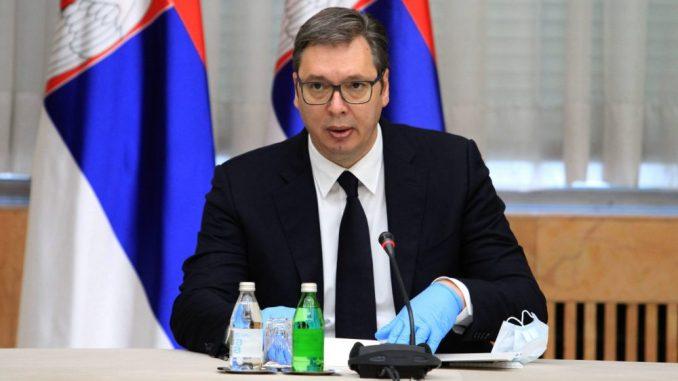 Vučić na RTS -u  58 odsto u neutralnom, a u 42 odsto slučajeva predstavljen u pozitivnom tonu 3