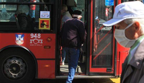 Grad Beograd obezbedio dodatni popust za povlašćene kategorije putnika u javnom prevozu 8