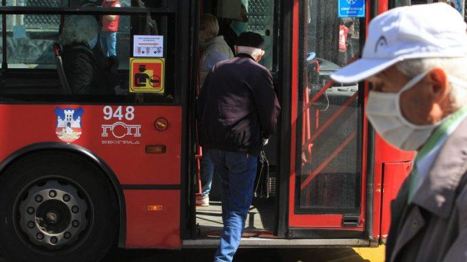 Od 20. maja biće povećan broj vozila gradskog prevoza 1
