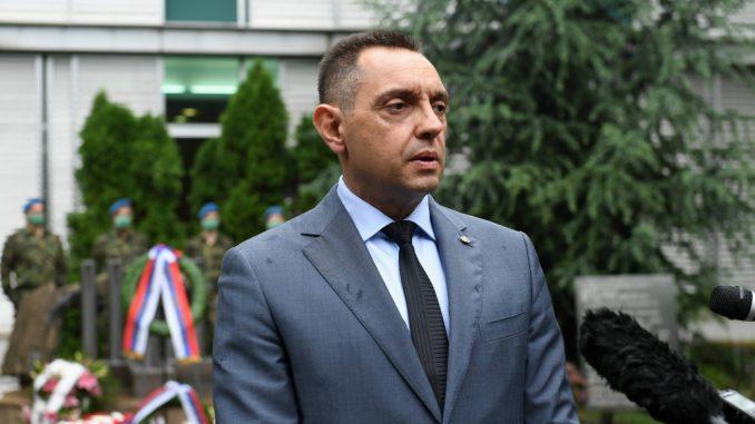Vulin kritikuje BiH jer niko nije procesuiran za napad na Vučića u Srebrenici 3