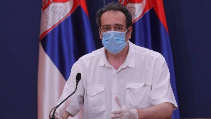 Janković: Najvažnije je sačuvati kontrolu nad širenjem virusa 2