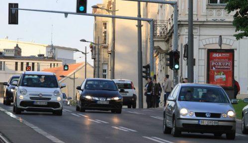 U Srbiji manje vozila registrovanih prvi put, manje i udesa 13