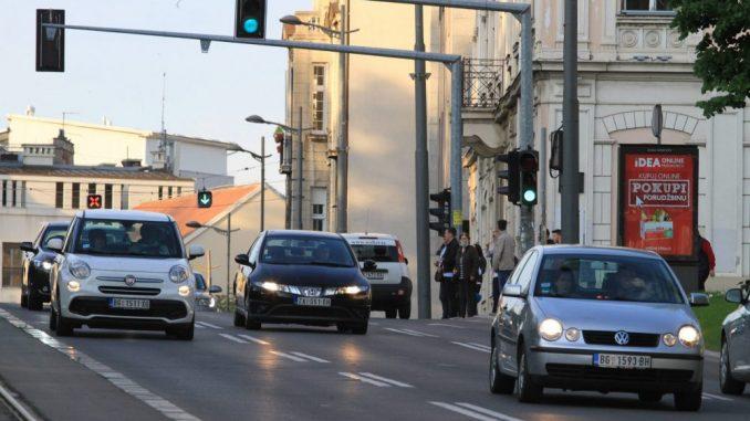 U Srbiji manje vozila registrovanih prvi put, manje i udesa 1