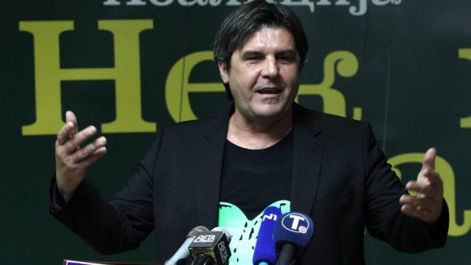 Goran Čabradi: Vesić prepisao ekološki program Zelene stranke 3
