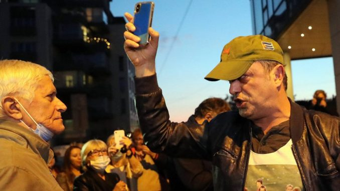 DW: Oštar start izborne kampanje u Srbiji - potencijal za nasilje 2