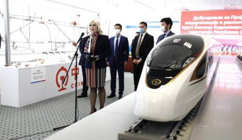 Mihajlović: Do kraja godine biće završena brza pruga do Stare Pazove 3