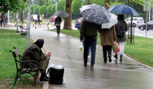 Upozorenje RHMZ: Sutra u Srbiji obilni pljuskovi sa grmljavinom 13