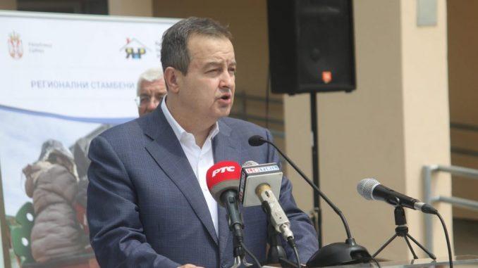 Dačić: U okviru Regionalnog stambenog programa biće podeljeno 827 stanova 1