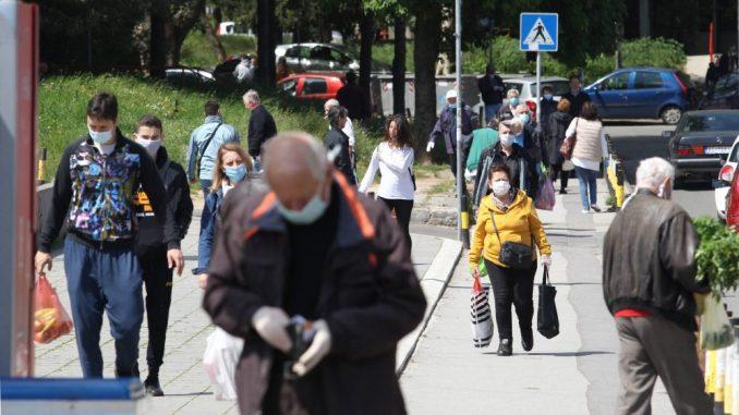 Pad broja pregledanih u kovid ambulantama u Beogradu, i dalje veliki broj na intenzivnom lečenju 3