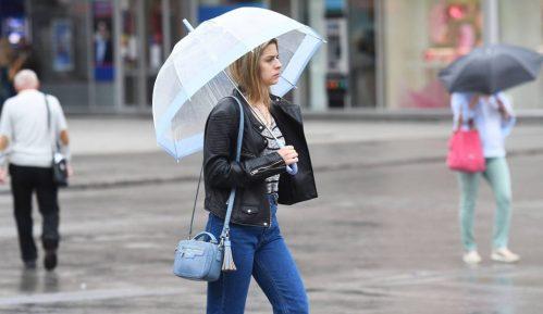 Danas osetno hladnije, mestimično sa kišom i pljuskovima 1