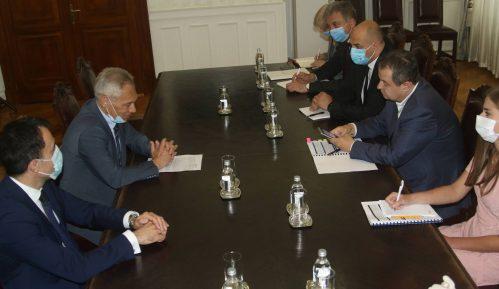 Dačić: Pomoć ruskih stručnjaka potvrda solidarnosti i prijateljstva dva naroda 3