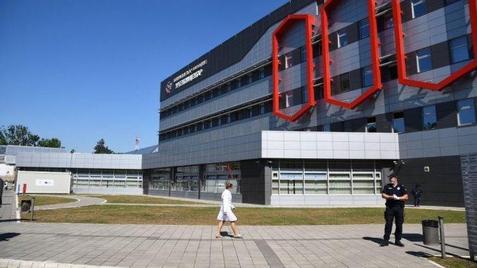 U KC Vojvodine na lečenju 200 pacijenata zarženih koronom 3